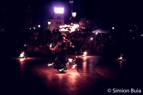 Feuershows und Spektakel Leipzig (3)