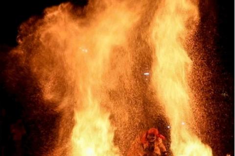 Feuershows und Spektakel Leipzig (6)