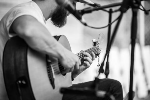 Fingerstyle -und Instrumentalgitarrist Marburg (1)