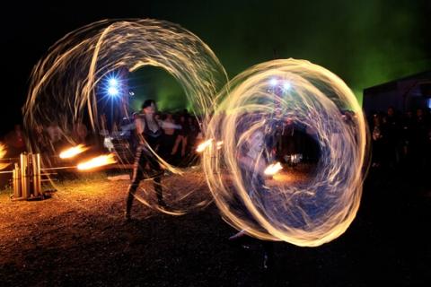Feuershows Rheinland (4)