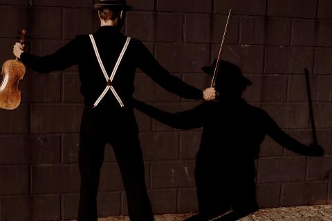 Geige und Gitarre Duo Mellow Tunes (3)