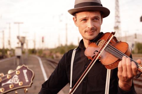 Geige und Gitarre Duo Mellow Tunes (4)