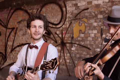 Geige und Gitarre Duo Mellow Tunes (6)