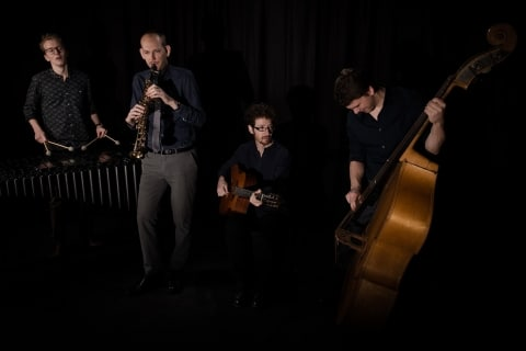 Gipsy Swing Quartet Berlin (1)