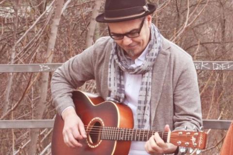 Gitarrist und Sänger Rhein-Main (6)
