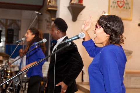 Great Family Gospel Group aus Hessen (1)