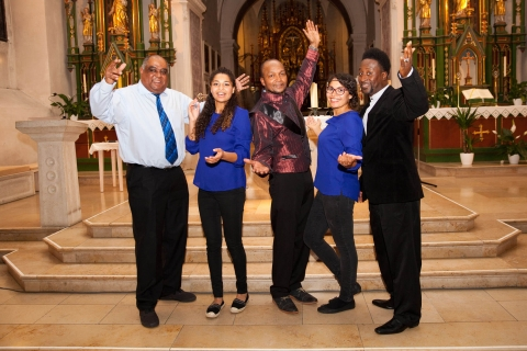 Great Family Gospel Group aus Hessen (3)