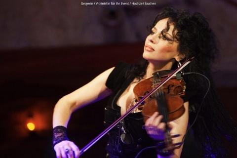 Hochzeit Violinistin aus Bremen (2)