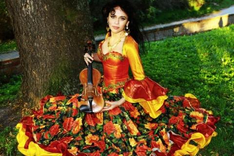 Hochzeit Violinistin aus Bremen (4)
