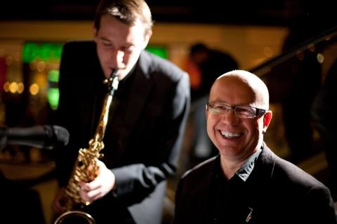 Jazz und Swing Duo aus Dresden (1)