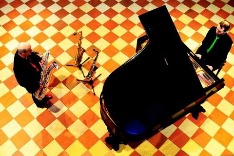 Jazz und Swing Duo aus Dresden (2)