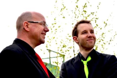 Jazz und Swing Duo aus Dresden (4)