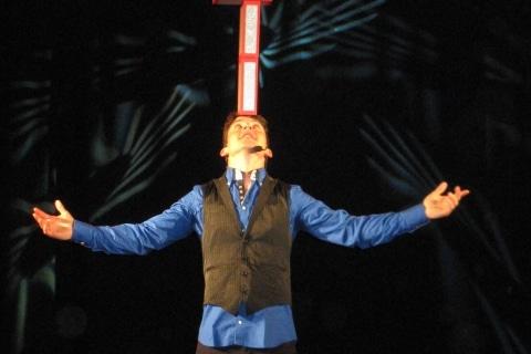Jongleur, Akrobat und Entertainer aus Köln (8)