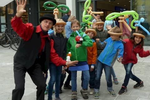 Kinderzauberei und Ballonkunst aus München (1)