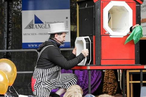 Kinderzauberer Zaubershow München (12)