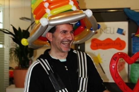 Kinderzauberer Zaubershow München (2)