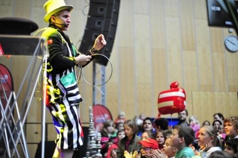 Kinderzauberer Zaubershow München (4)