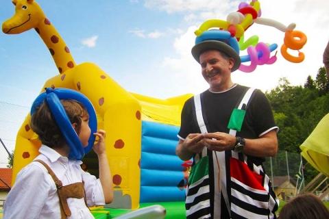 Kinderzauberer Zaubershow München (9)