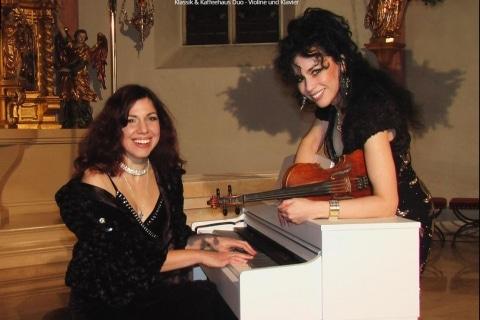 Klassik und mehr… Violine und Klavier Duo (3)