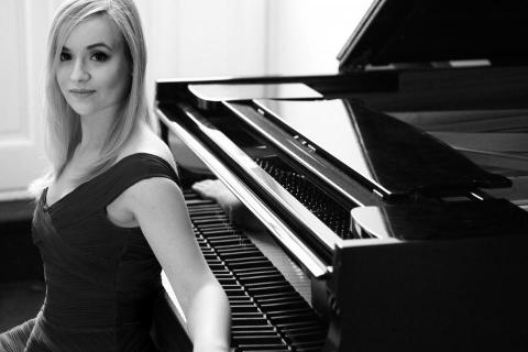 Klaviermusik und Gesang aus Berlin (1)