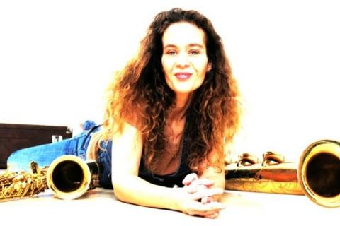 Lady Luck - Saxophonistin Bayern (1)