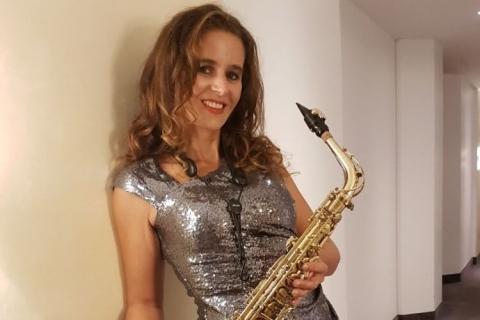 Lady Luck - Saxophonistin Bayern (3)