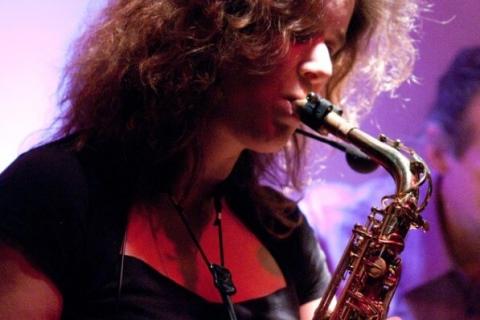 Lady Luck - Saxophonistin Bayern (4)