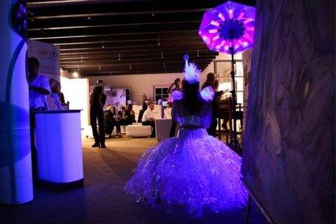 Licht, LED und Schwarzlichtshows Rheinland (14)
