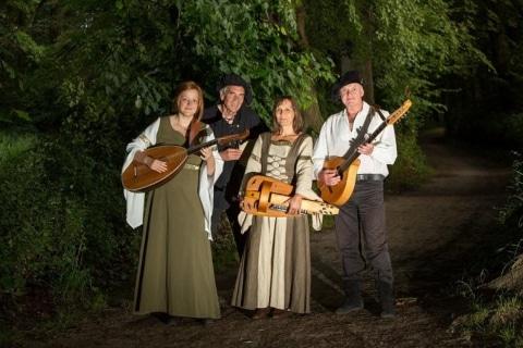 Mittelalter Folk Gruppe Spielfreude (1)