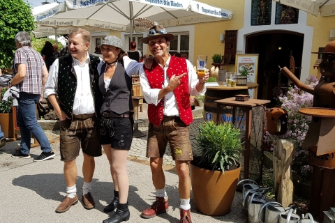 Original Münchner Oktoberfestband (2)