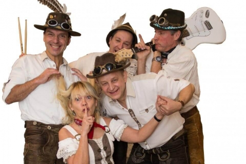 Original Münchner Oktoberfestband (8)
