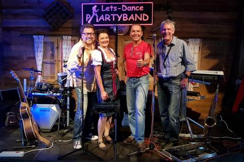 Party und Hochzeitsband aus München (1)