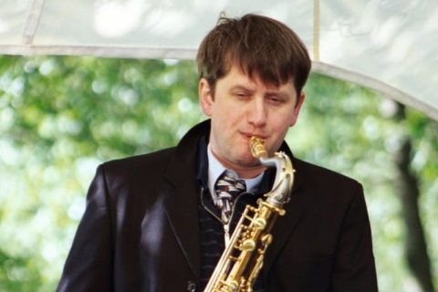 Rock' Bluesy Francky - Pianist und Sänger (2)