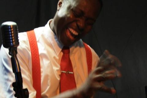 Rock' Bluesy Francky - Pianist und Sänger (9)