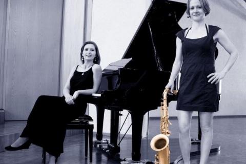 Sax und Piano Duo Hessen (1)