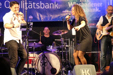 Soul and Funk Coverband Hessen (1)