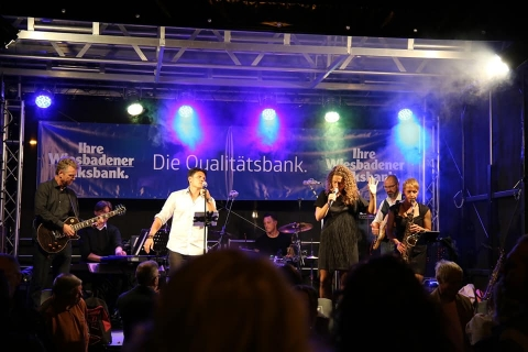 Soul and Funk Coverband Hessen (2)