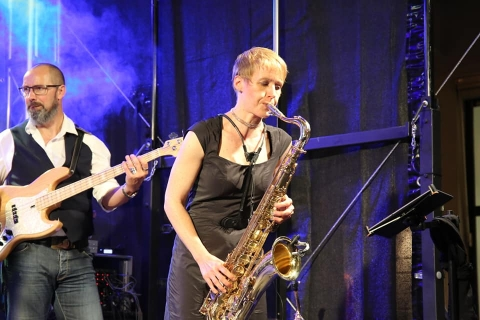 Soul and Funk Coverband Hessen (5)