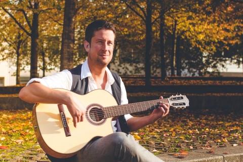 Spanische Gitarrist Bonn (1)