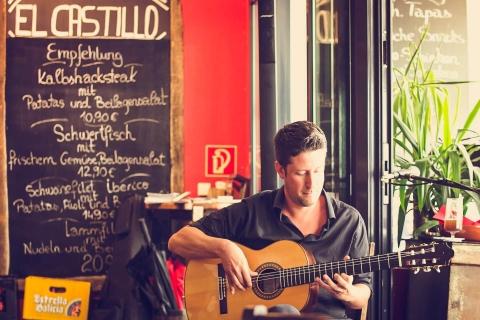 Spanische Gitarrist Bonn (2)
