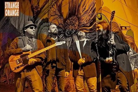 Strange Orange Hardrock Band (6)