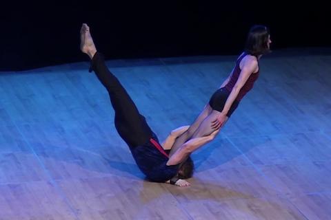 Tanz und Akrobatik Duo Berlin (1)
