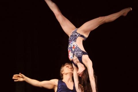 Tanz und Akrobatik Duo Berlin (2)
