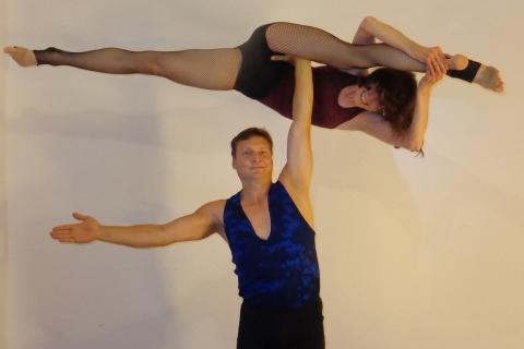 Tanz und Akrobatik Duo Berlin (5)