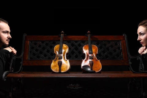 Violin-Duo - Orchestra in two violins (4)