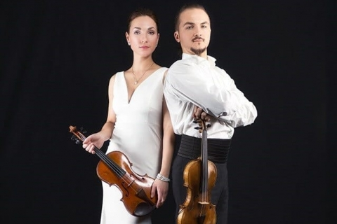 Violin-Duo - Orchestra in two violins (6)