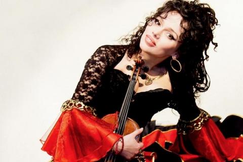 Violine Show-Act Geigenshow (1)