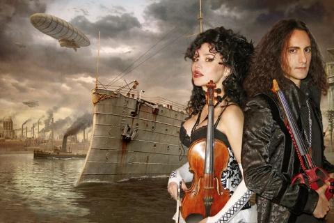 Violine Show-Act Geigenshow (13)