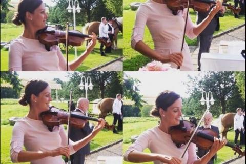 Violinistin Anja (1)