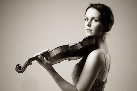 Violinistin Anja (4)